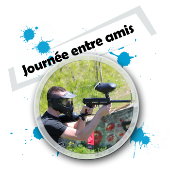enterrement de vide garçon paintball nancy