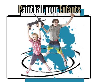 Paintball pour enfants